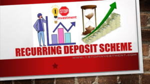 Recurring deposits -Details and Benefits