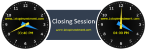 NSE Closing session time