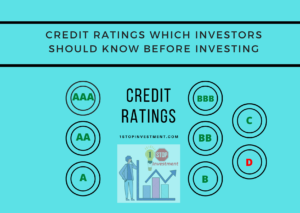How do Credit ratings help Investors while investing?