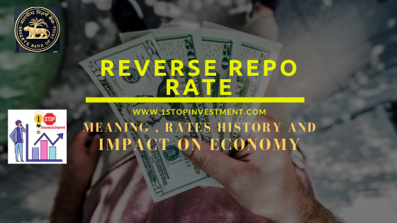 Reverse Repo Rate – Meaning, Historical Rates chart and Impact on Loans & deposits