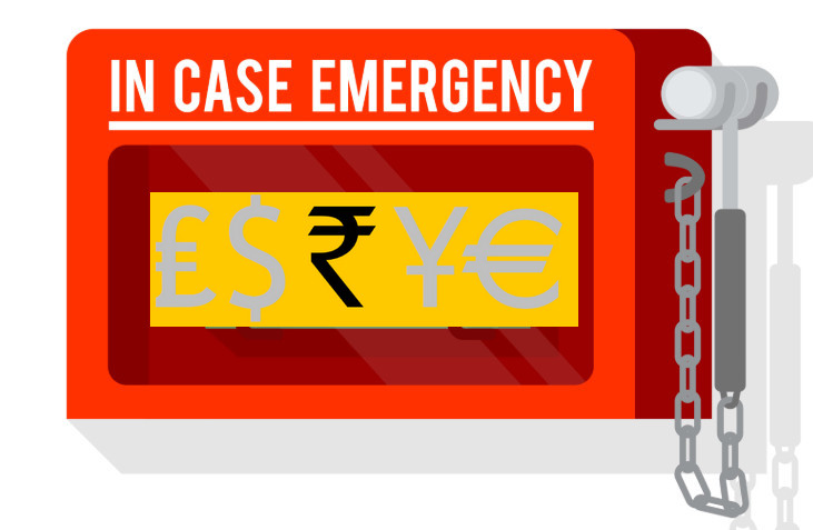 Emergency Fund or Rainy day Fund for Expats