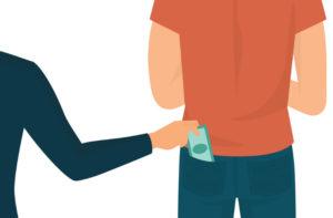 emergency fund pickpocket